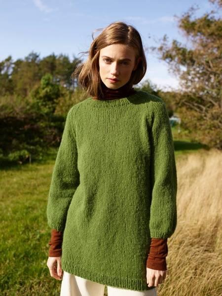 321 - Alpaca Silk dame
